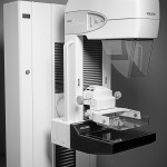 Mammography machine