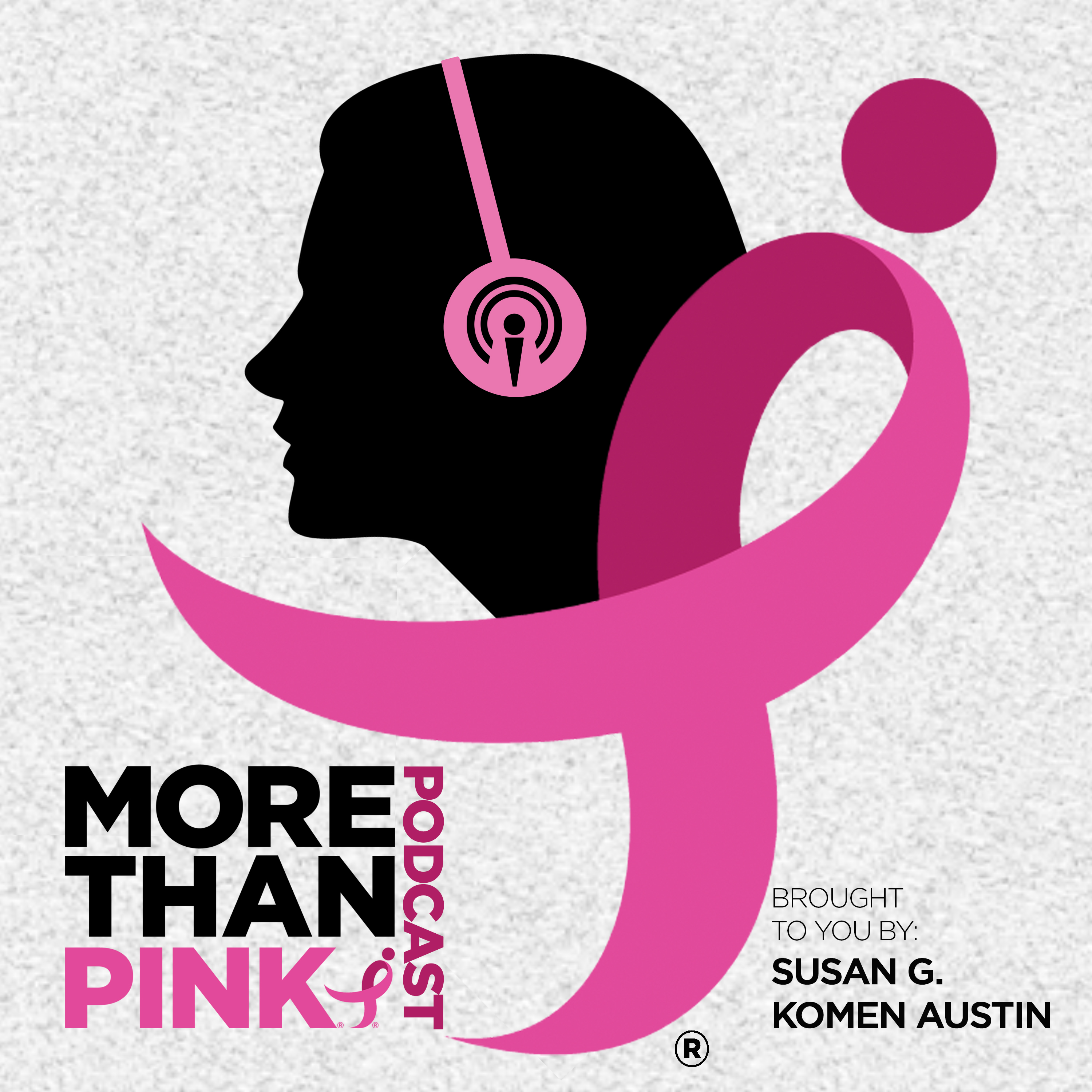 764a42aae99c1 The More Than Pink Podcast is designed to give listeners an insight on what  is happening in the field of breast cancer research